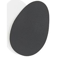 Accessoires Accessoires chaussures Famaco PATINS D'USURE T2 NOIR Noir