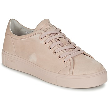 Chaussures Femme Baskets basses Blackstone NL33 Rose