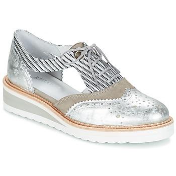 Chaussures Femme Derbies Regard RYXA Argenté