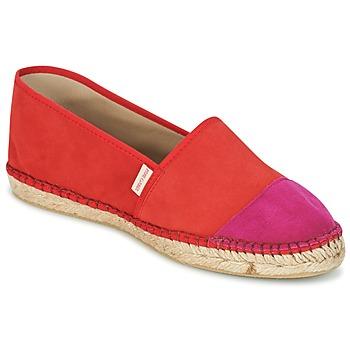 Chaussures Femme Espadrilles Pare Gabia VP PREMIUM Rouge / Rose