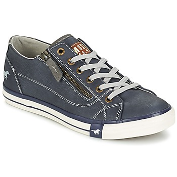 Chaussures Femme Baskets basses Mustang RAD Marine