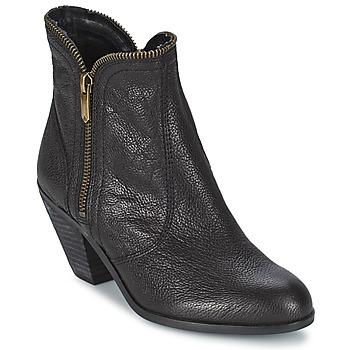 Chaussures Femme Bottines Sam Edelman LINDEN BLACK
