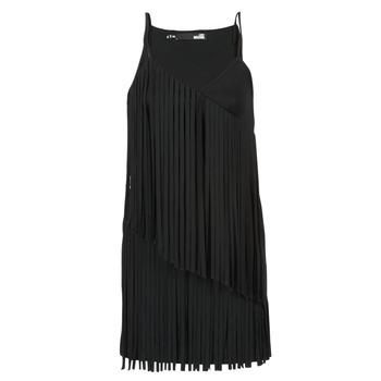 Vêtements Femme Robes courtes Love Moschino W595800 Noir