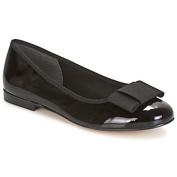 Chaussures Femme Ballerines / babies Betty London FLORETTE Noir