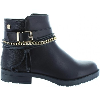 Chaussures Fille Bottines Xti 53827 Negro