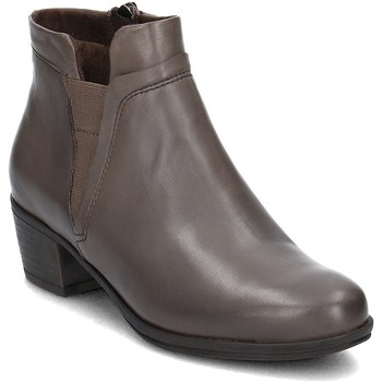 Chaussures Femme Bottines Caprice 92531727307 Gris