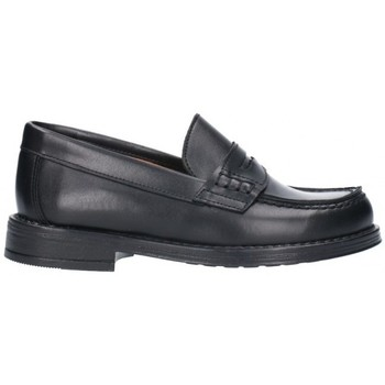 Chaussures Garçon Mocassins Yowas COLEGIALNIÑOS - noir
