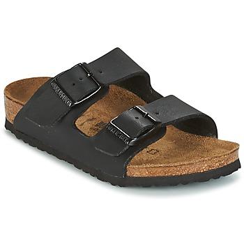 Chaussures Enfant Mules Birkenstock ARIZONA Noir