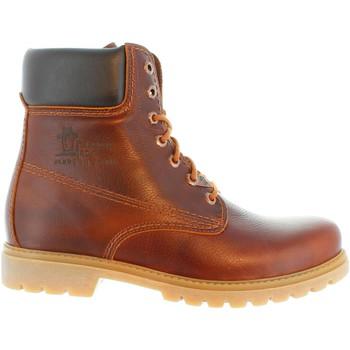Chaussures Homme Bottes ville Panama Jack PANAMA 03 C51 Marrón