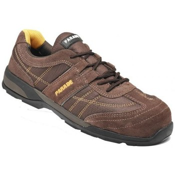 Chaussures Baskets basses Parade CHAUSSURES DE SECURITE RELENA MARRON Marron
