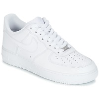 Chaussures Homme Baskets basses Nike AIR FORCE 1 07 Blanc