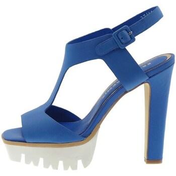Chaussures Femme Sandales et Nu-pieds Bruno Premi F3402 Sandale Femme Bluette Bluette