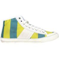 Chaussures Femme Baskets basses Date D.a.t.e. TENDER HIGH-93 Haute Sneakers Femme Jaune Jaune