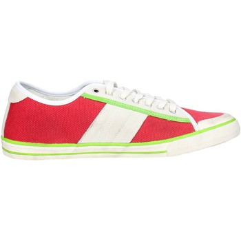 Chaussures Femme Baskets basses Date D.a.t.e. TENDER LOW-37 Petite Sneakers Femme Rouge Rouge