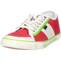 Chaussures Homme Baskets basses Date D.a.t.e. TENDER LOW-37 Petite Sneakers Homme Rouge Rouge
