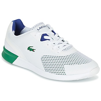Chaussures Homme Baskets basses Lacoste LTR.01 Blanc / Vert