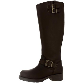 Chaussures Femme Bottes Sixty Seven 76222 marron