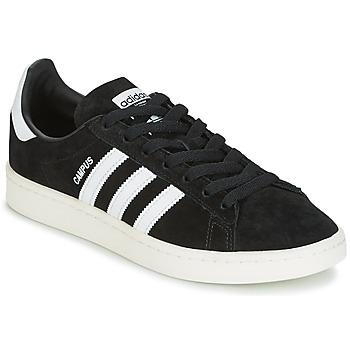 Chaussures Baskets basses adidas Originals CAMPUS Noir