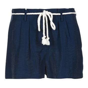 Vêtements Femme Shorts / Bermudas Casual Attitude IGRETTE Marine