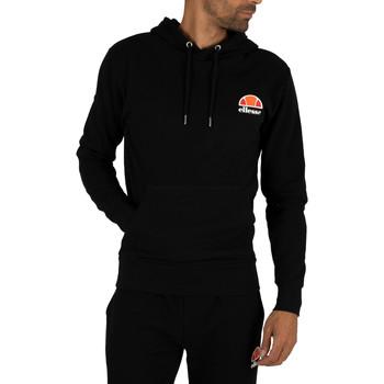 Vêtements Homme Sweats Ellesse Homme Toce Left Logo Hoodie, Noir noir