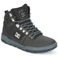 Chaussures Homme Baskets montantes DC Shoes SPARTAN HIGH WR Noir / Gris