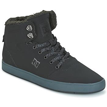 Chaussures Homme Baskets montantes DC Shoes CRISIS HIGH WNT Noir / Gris