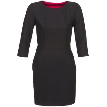 Vêtements Femme Robes courtes Naf Naf EPARCIE Noir