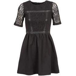 Vêtements Femme Robes courtes Naf Naf OBISE Noir