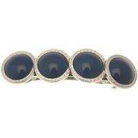 Beauté Femme Accessoires cheveux Lili La Pie 11901 BAR 01 barrette SCALLA Bleu marine