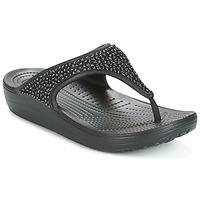 Chaussures Femme Sandales et Nu-pieds Crocs SLOANE Noir