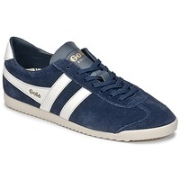 Chaussures Baskets basses Gola BULLET SUEDE Marine / Blanc