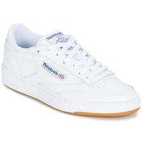 Chaussures Baskets basses Reebok Classic CLUB C 85 C Blanc