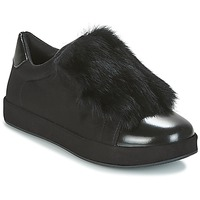 Chaussures Femme Baskets basses Coolway TOP Noir