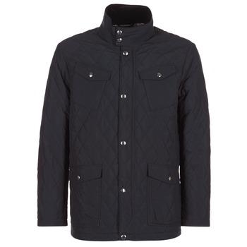 Vêtements Homme Blousons Gant THE CENTRAL POND QUILTER Noir