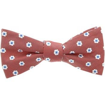 Vêtements Homme Cravates et accessoires Andrew Mac Allister noeud papillon dandy rouge Rouge