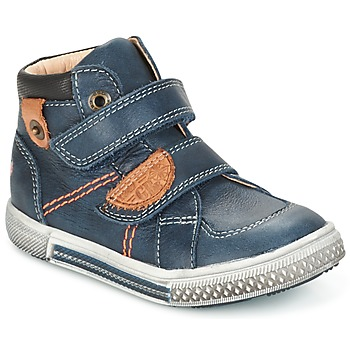 Chaussures Garçon Boots GBB RANDALL Bleu