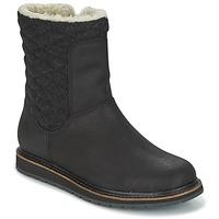 Chaussures Femme Bottes de neige Helly Hansen SERAPHINA Noir