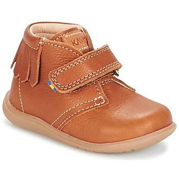 Chaussures Enfant Boots Kavat TINKA EP Camel