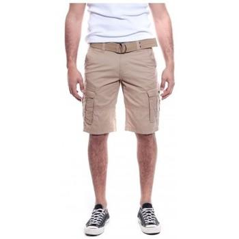 Vêtements Homme Shorts / Bermudas Ritchie BERMUDA BATTLE BASTAING Marron