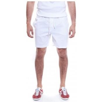 Vêtements Homme Shorts / Bermudas Ritchie SHORT CASSIS Blanc