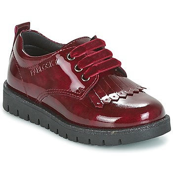 Chaussures Fille Derbies Pablosky LOLIPO Rouge