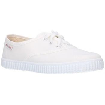 Chaussures Garçon Baskets basses Potomac LONAS NIÑOS - blanc