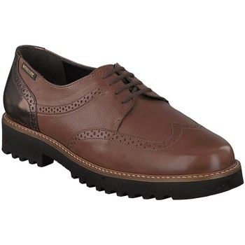 Chaussures Femme Derbies Mephisto Chaussures SALLY Marron