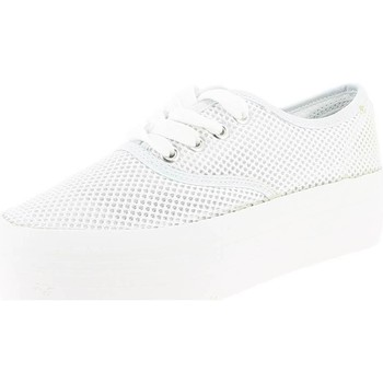 Chaussures Femme Baskets basses Sixty Seven 75728 blanc