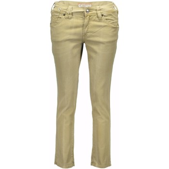 Vêtements Homme Chinos / Carrots John Galliano 34 XR7007 70853 1 XLX Pantacourt  Femme vert 250 vert 250