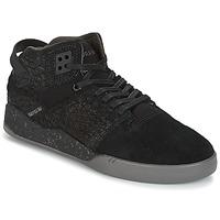 Chaussures Baskets montantes Supra SKYTOP III Noir / Gris