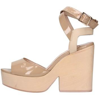 Chaussures Femme Sandales et Nu-pieds The Seller S5411 Sandale Femme nu nu
