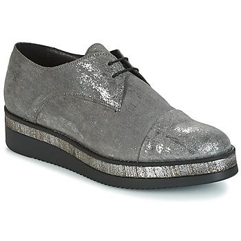 Chaussures Femme Derbies Sweet Lemon SABA Gris
