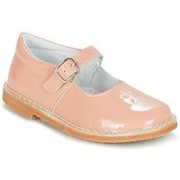 Chaussures Fille Ballerines / babies Citrouille et Compagnie HIVETTE Rose