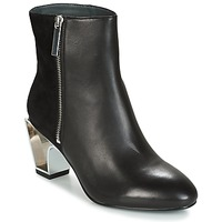 Chaussures Femme Bottines United nude ICON BOOT MID Noir